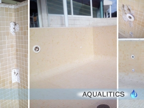 Construcción/Rehabilitació piscinas Barcelona