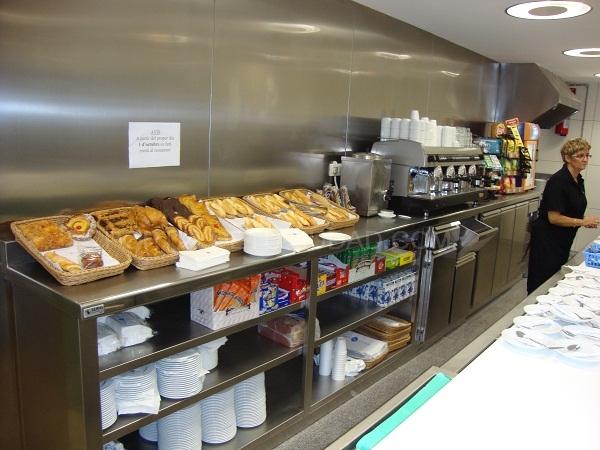 Reforma cafeteria Barcelona Baix Llobregat
