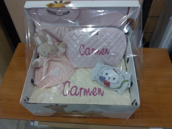 Caja Nacimiento Personalizada