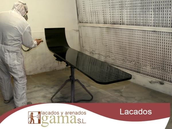 Lacados en Guardamar, Murcia