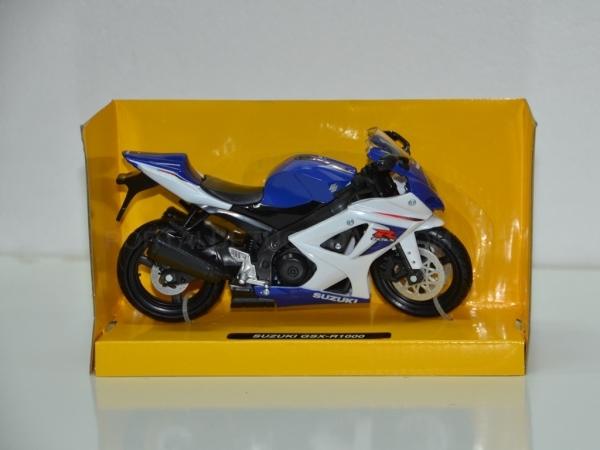 Suzuki  GSX-R1000 escala 1:12