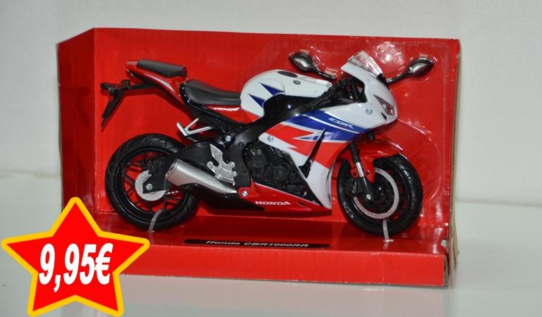 Honda CBR1000 RR. Escala 1:12