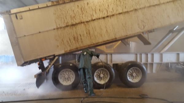 oferta lavado camiones palencia