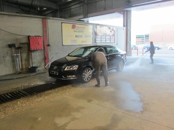 Oferta Lavado coches a mano