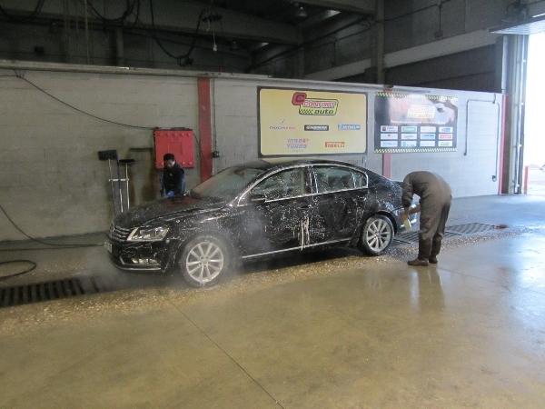 Limpieza de vehículos en Palencia