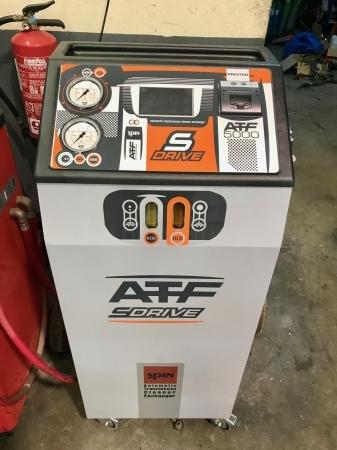 Cambios de aceite caja cambios automáticas