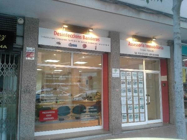 oficina, avenida miraflores 3 hospitalet