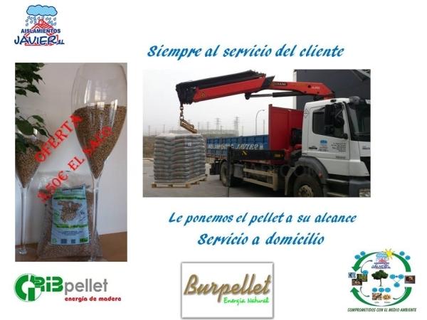 Pellets Palencia