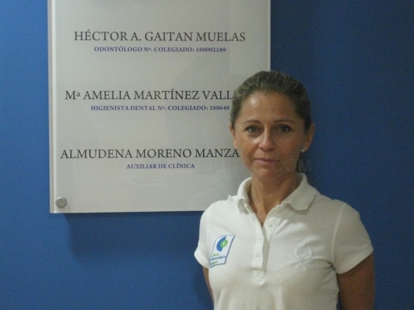 Mª Amelia Martínez Vallejo