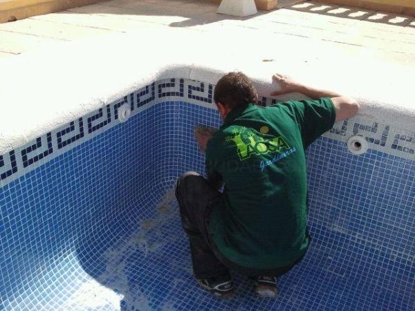 Rehabilitación de piscinas en Elche, Alicante