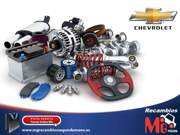 Recambios Coche Chevrolet Elche
