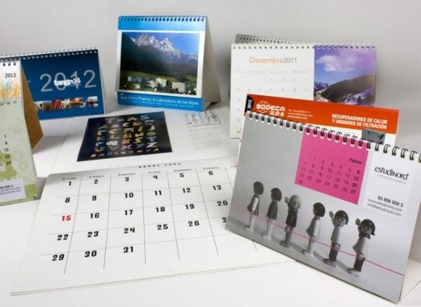 Calendarios para Empresas 2015 Elche