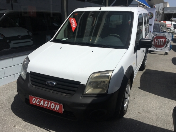 ford trasit connect 100 cv
