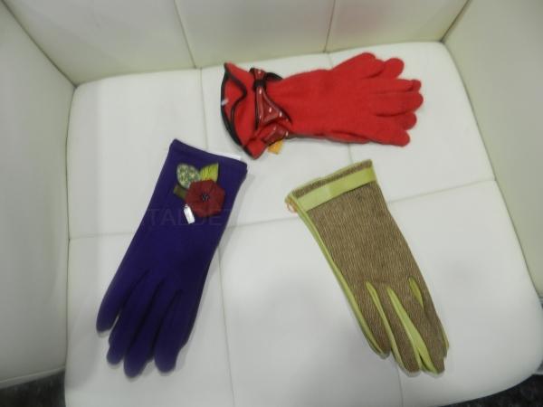 guantes señora
