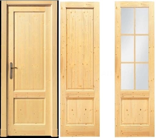 Puertas de interiores
