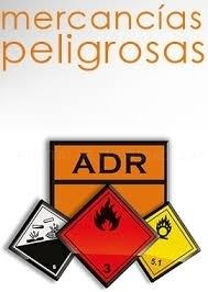 curso ADR mercancías peligrosas