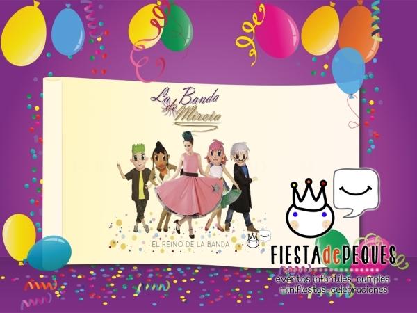Musical Infantil La Banda de Mireia