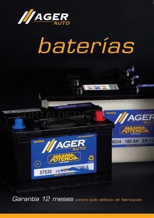 Oferta Ofertas Baterias en Palencia