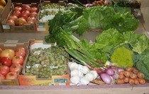 Fruites, verdures i coques
