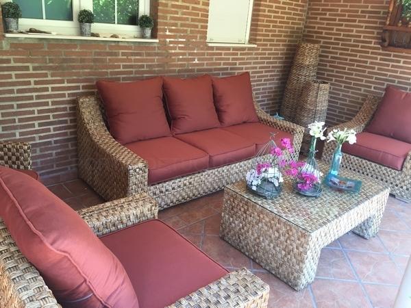 tapizado sofas exterior
