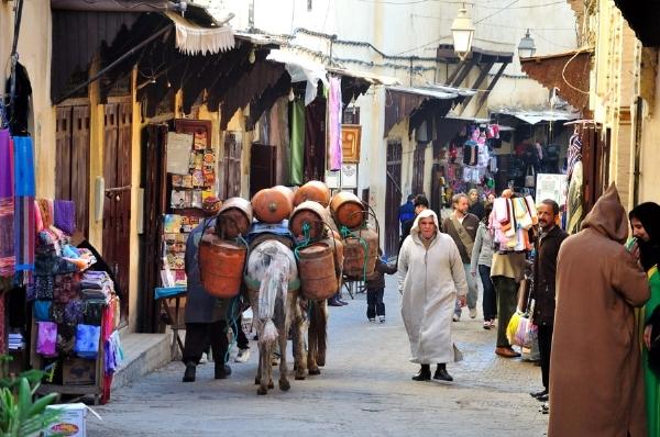 3 días: De Fez a Marrakech