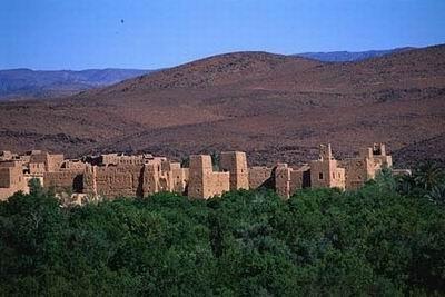2 días: Marrakech-Ouarzazate-Zagora