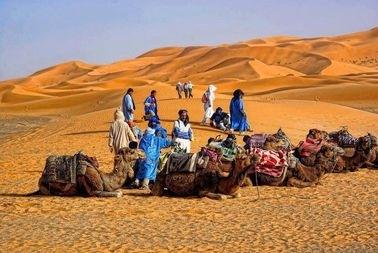 5 días: de Marrakech al Desierto