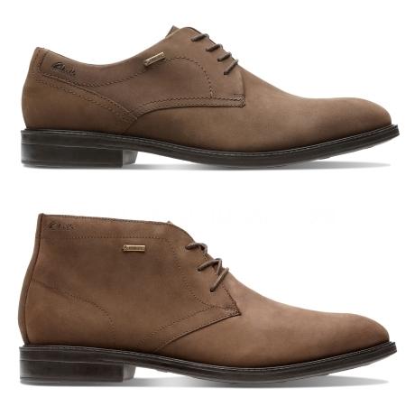 Zapatos Clarks de hombre