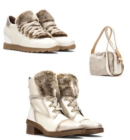 Zapato/bota Hispanitas pelo