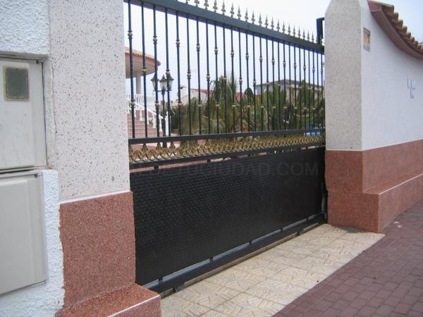 Puertas automáticas en Elche