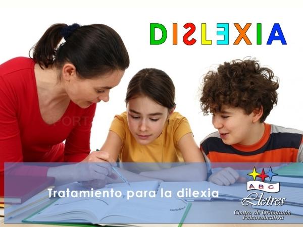 Tratamiento para la dislexia Elche