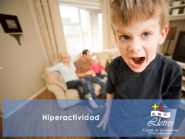 Tratamiento para hiperactividad Elche