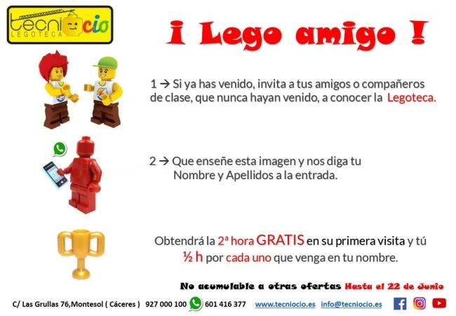 Lego Amigo