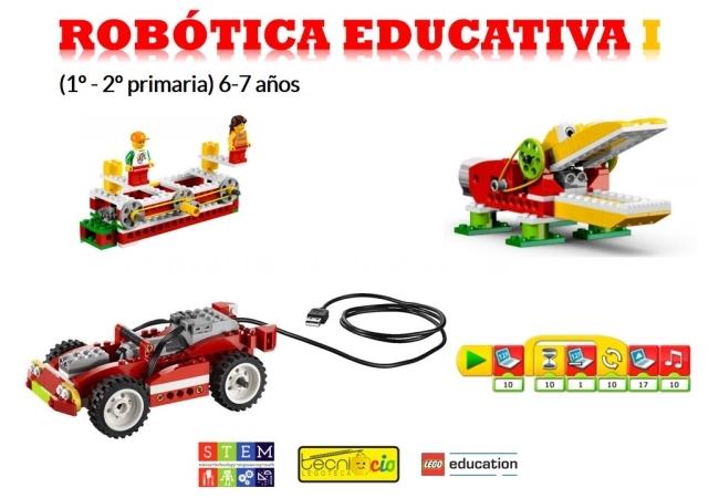 Actividad Extraescolar Robótica educativa I