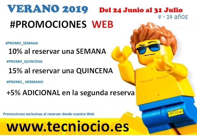 Destacado Promociones Campamento Verano 2019