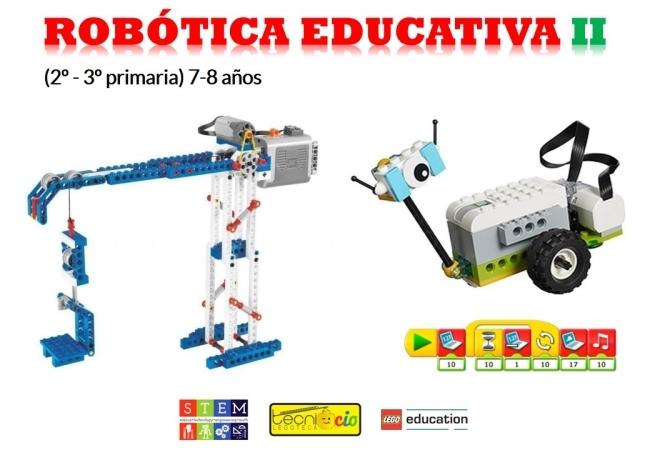 Actividad Extraescolar Robótica Educativa II