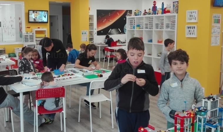 Centro de ocio infantil en Cáceres