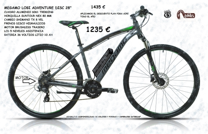 MEGAMO LOBI ADVENTURE DISC 28