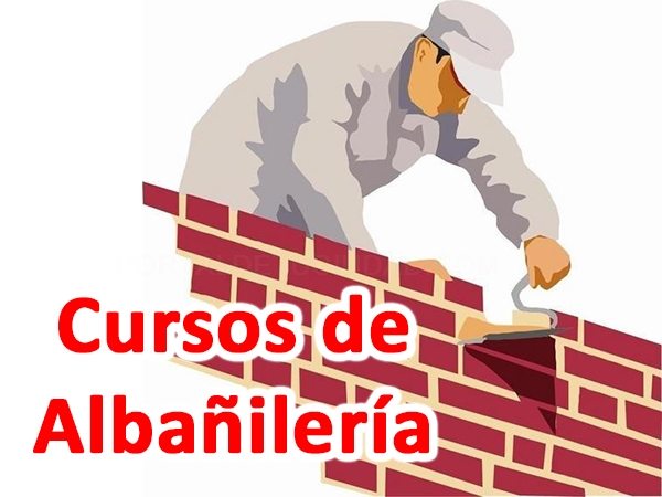 Cursos de Albañilería
