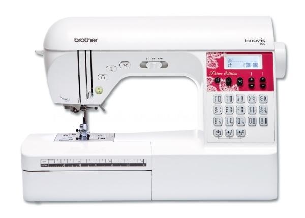 Maquina de coser brother nv100
