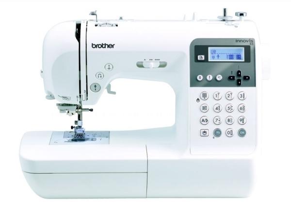 maquina de coser brother innovis 55