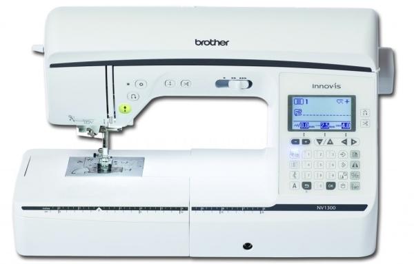 maquina de coser brother nv1300