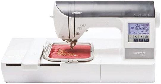 Máquinas de bordar