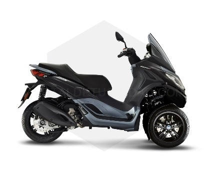 Destacado Piaggio MP3 en Palencia