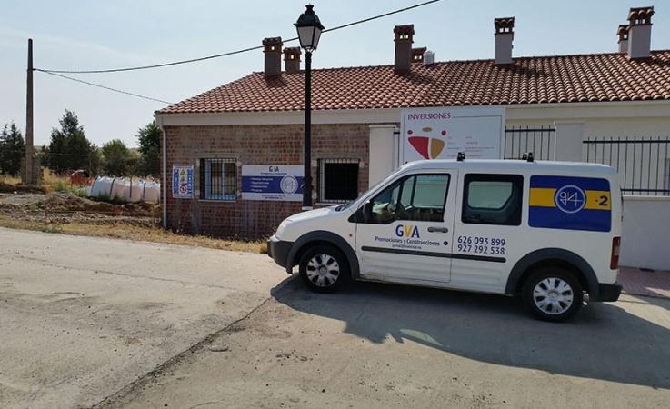 Construcciones toda la Provincia de Cáceres