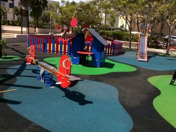 Construcción Suelos Infantiles