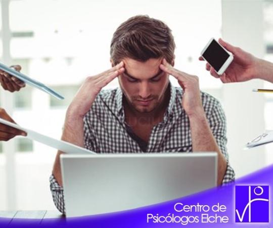 Tratamiento Ansiedad Control del estrés Elche