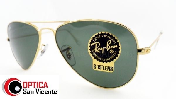 Gafas de sol de marca Ray-Ban