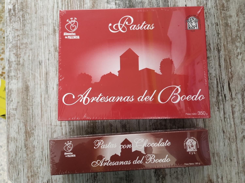 Pastas artesanas del Boedo en Palencia