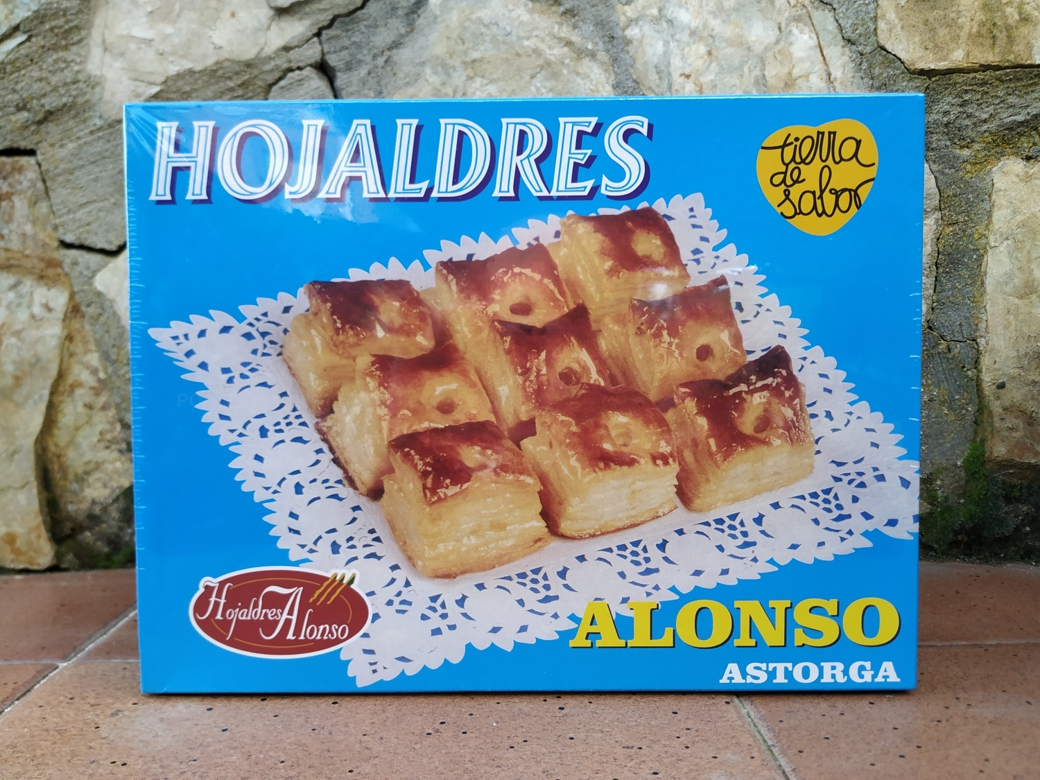 Hojaldres Alonso